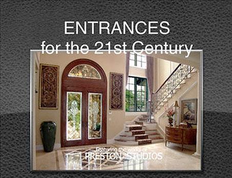 Preston Studios 2016 Calendar - Entrances