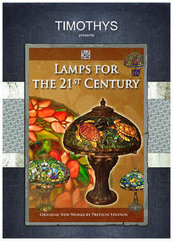 Timothy's Lamps for the 21st Century 2016 Calendar featuring Preston Studios