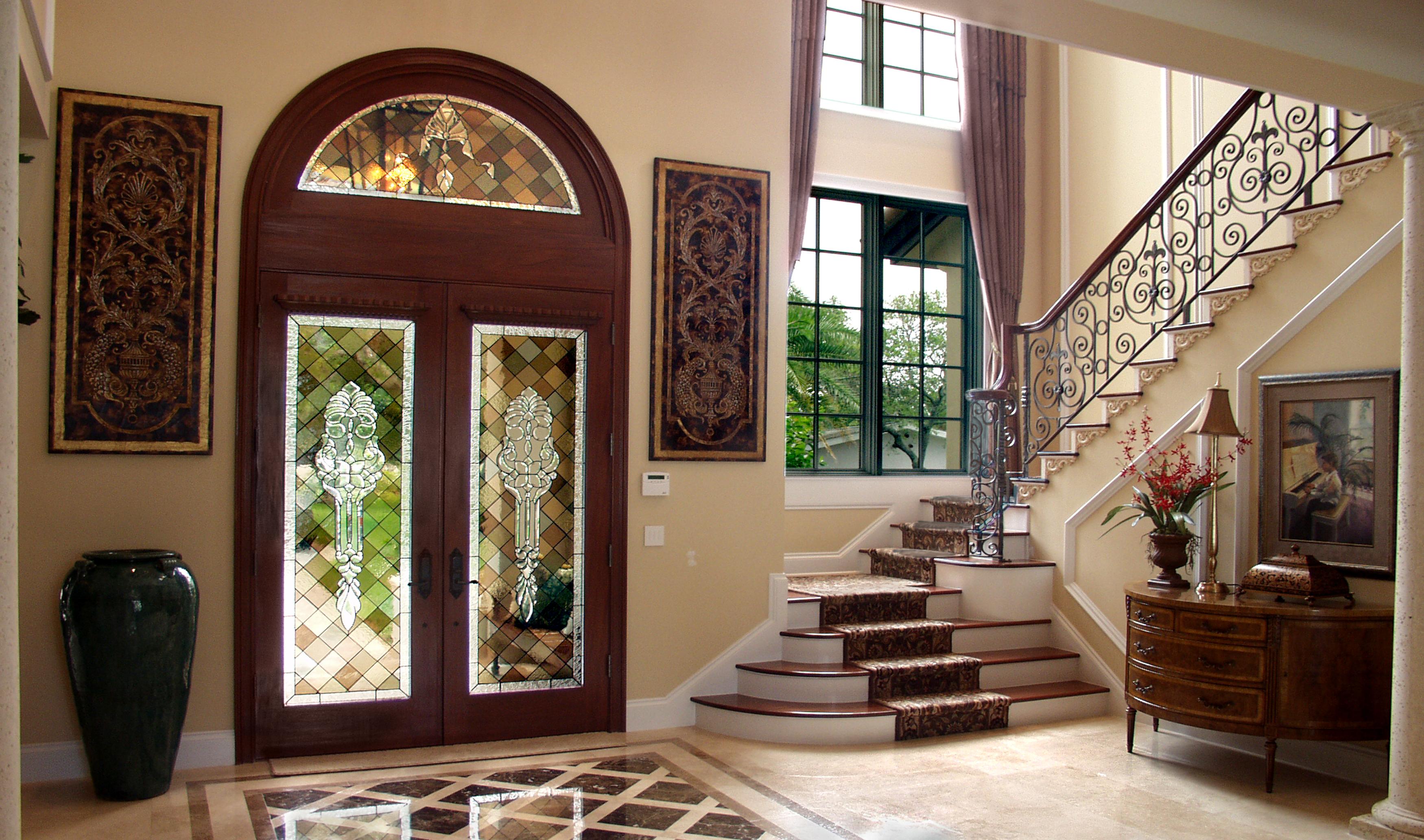 Entrances & Doors