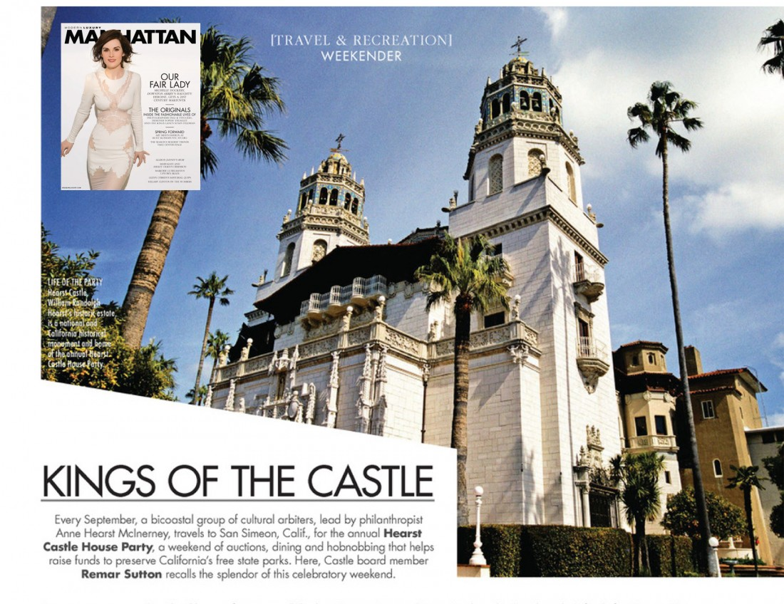 King of the Castle Article